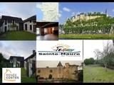 Vente à terme libre - Sainte-Maure-de-Touraine