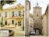 Vente en nue propriété - Sainte-Cécile-les-Vignes