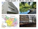 Viager occupé - Saint-Maur-des-Fossés