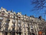 Vente à terme occupée - Paris