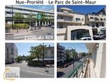 Vente en nue propriété - Saint-Maur-des-Fossés