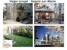 Viager occupe - Nogent-sur-Marne
