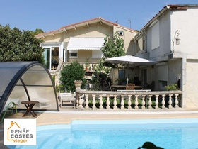 Vente en nue propriété - Marseille