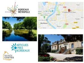 Viager occupé - Artigues-près-Bordeaux