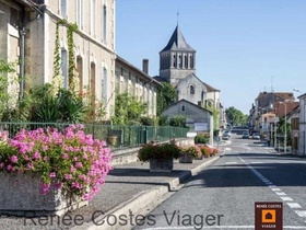 Viager libre - Montmoreau-Saint-Cybard