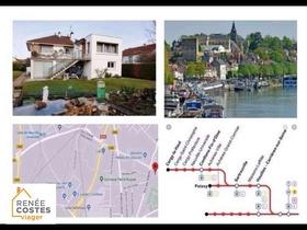 Vente en nue propriété - Conflans-Sainte-Honorine