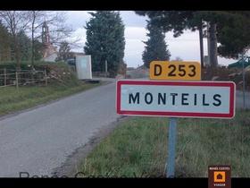 Viager occupé - Monteils