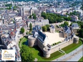 Vente à terme occupée - Nantes