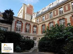 Vente en nue propriété - Paris