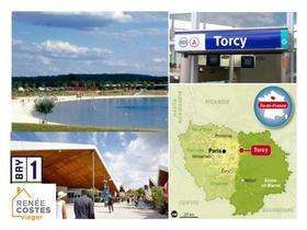 Viager occupé - Torcy
